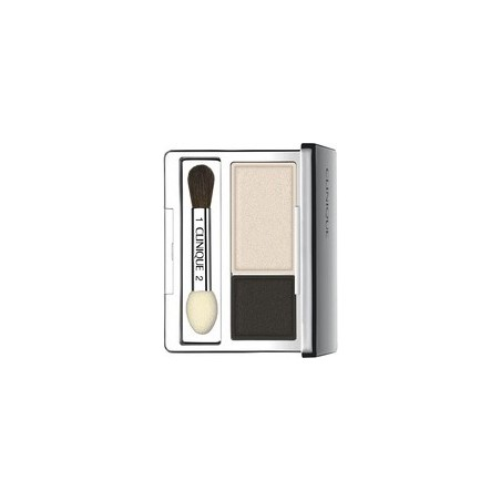 Clinique - all about shadow duo ombretto-05 diamonds and pearls