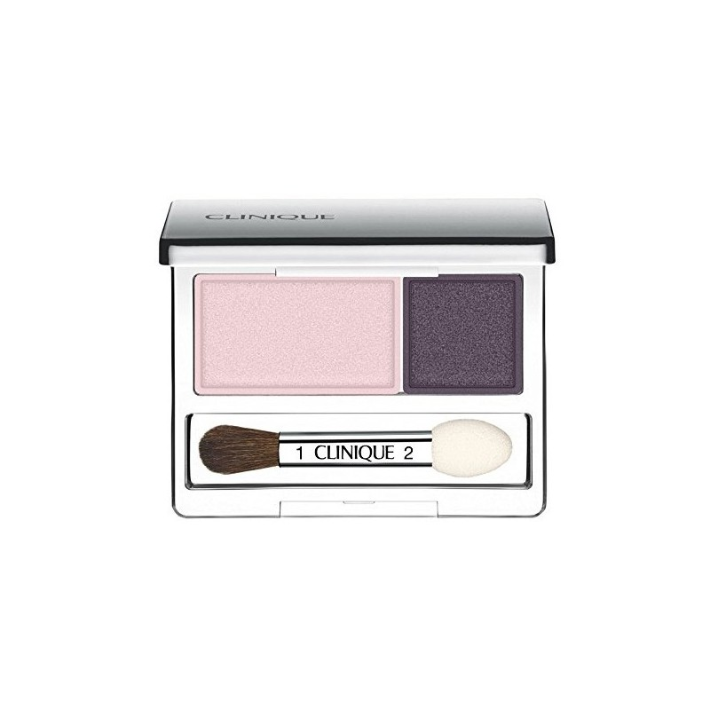 Clinique - all about shadow duo ombretto 15 uptown downtown