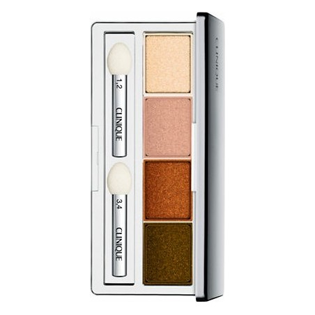 Clinique - all about shadow quad ombretto quattro colori  03 morning java