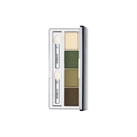 Clinique - all about shadow quad ombretto quattro colori  05 safari