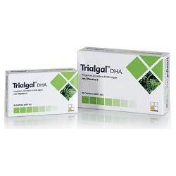 Trialgal Dha - Integratore Alimentare Per Controllo Del Colesterolo E Dei Trigliceridi 90 Capsule