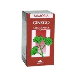 integratore alimentare arkocapsule gingko 45 capsule