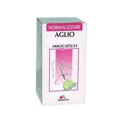arkocapsule aglio 45 capsule - integratore per la pressione sanguigna