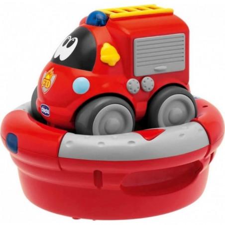 Chicco - Giocattolo Charge & Drive Pompieri