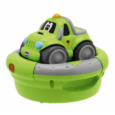 Chicco - Giocattolo Charge & Drive Ranger 71709