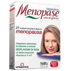 Integratore Alimentare Per I Disturbi Legati Alla  Menopausa Menopase 30 Capsule
