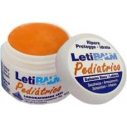 Balsamo Crema Per Bambini Naso Labbra Idratante Protettivo Leti Balm Pediatrico 10 Ml