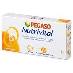 nutrivital - integratore alimentare gusto amarena 30 compresse