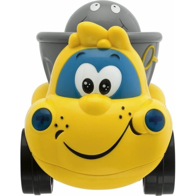 Chicco - Giocattolo Funny Vehicles Dum Truck