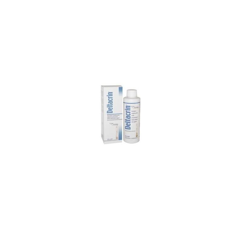 PHARCOS - Deltacrin - Shampoo Delicato Per Capelli Anticaduta E Rinforzante 250 Ml