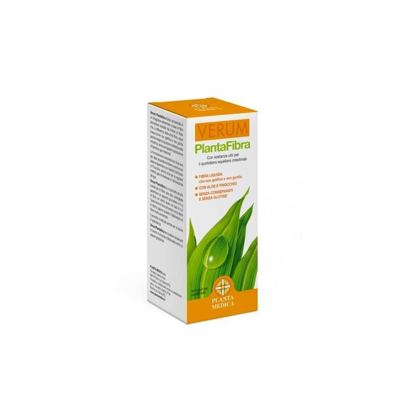 Integratore Alimentare Per Il Benessere Intestinale Verum Planta Fibra 200 G