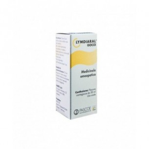 Lymdiaral gocce medicinale omeopatico 50 ml