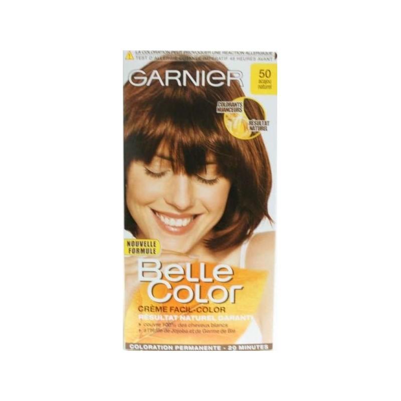 GARNIER - tinta per capelli colore permanente belle color 50 mogano ec9679180ec6