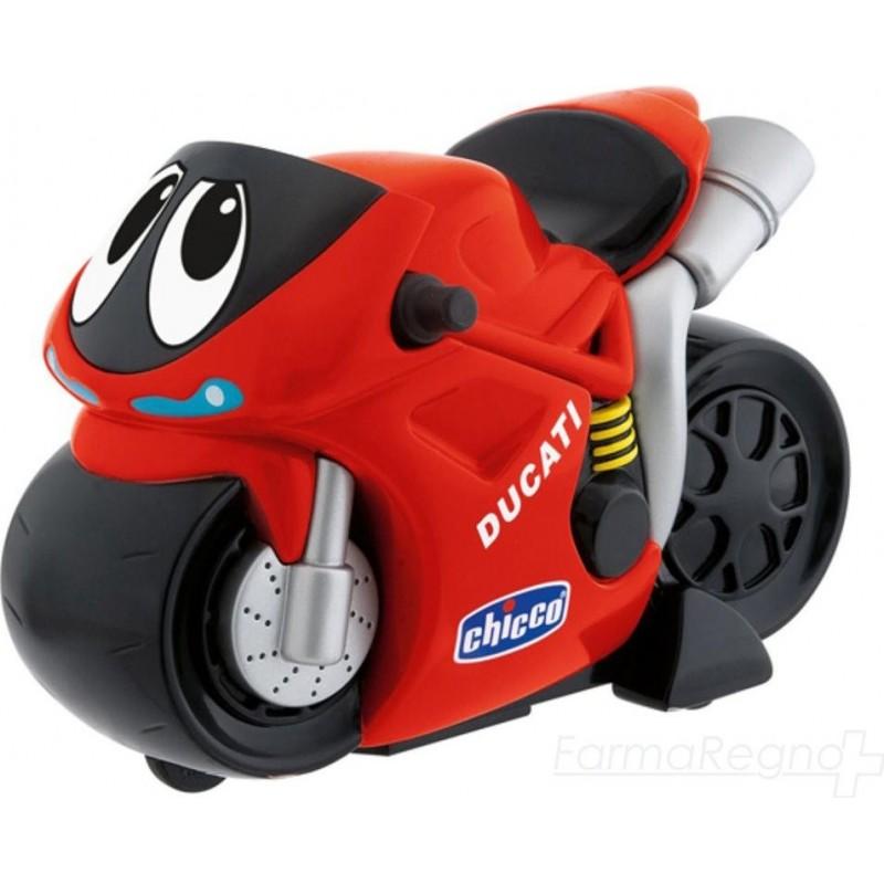 Chicco - Giocattolo Turbo Touch Moto Ducati