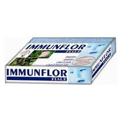Immunflor 20 Fiale 10 Ml - Integratore Alimentare Immunostimolante A Base Di Fermenti Lattici