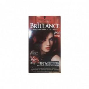 Brillance - Crema colorante intensiva N.896 nero rosso seta
