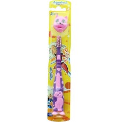 spazzolino da denti per bambini piccoli amici flex system- personaggi assortiti