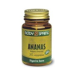 Ananas 50 Compresse - Integratore Utile Alla Funzione Digestiva
