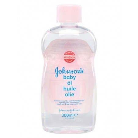 Johnson & Johnson - olio baby per il corpo 300 ml