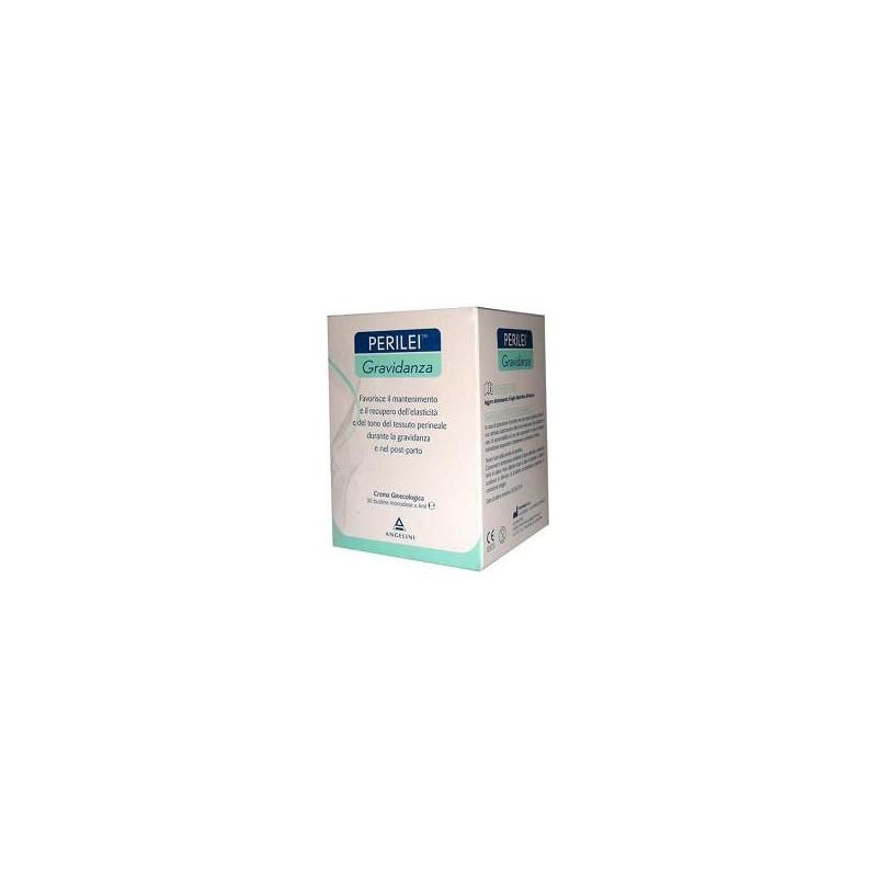Angelini - Perilei GRAVIDANZA Crema Ginecologica 30 Buste Monodose Da 4Ml