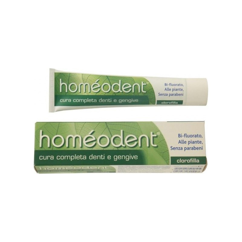 CEMON - Dentifricio Alla Clorofilla Homeodent 75 Ml