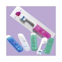 spazzolino da denti da viaggio con custodia manuale