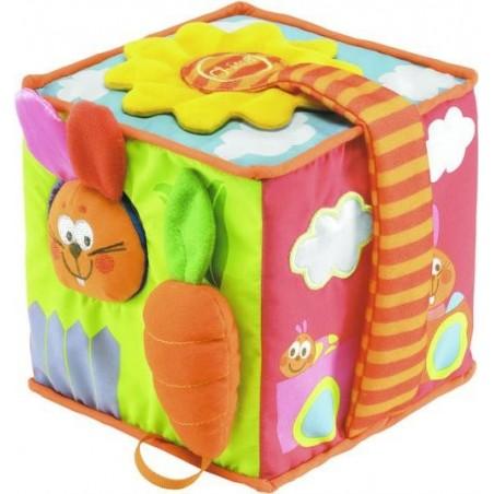 Chicco - Giocattolo Cubo Giravolta 71314