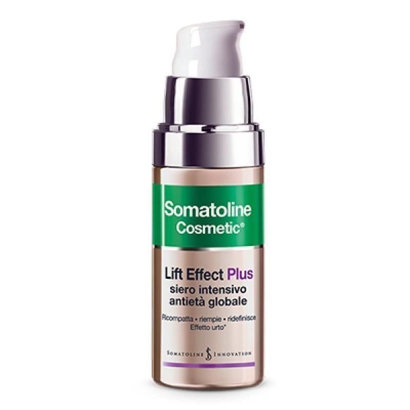 Somatoline - lift effect plus - siero antietà globale 30 ml