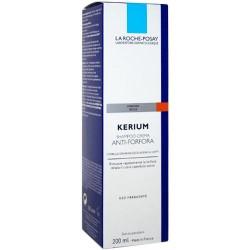 Kerium - Shampoo crema Antiforfora secca 200 Ml