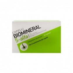 Biomineral 5 Alfa - integratore per la caduta dei capelli 30 capsule