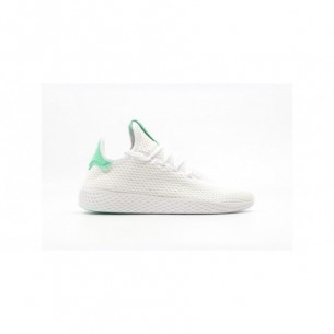 Pharrell Williams HU white green scarpa da tennis uomo eu 42 2/3 uk 8 1/2 (articolo di campionario)