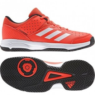 court stabil Solar Red/Ftwr White/Energy scarpa uomo eu 42 2/3 uk 8 1/2(articolo di campionario)