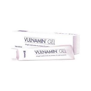 Vulnamin Gel Cicatrizzante Per Medicazioni Interattive 50Ml(confezione ammaccata)