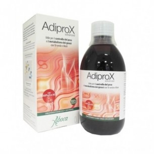 adiprox advanced 320 g - integratore alimentare per il controllo del peso