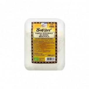Biofibre+ - Farina Integrale d' Avena biologica 500 g