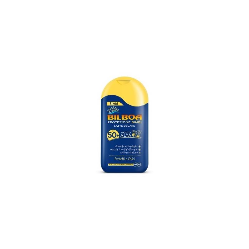 Bilboa - Bimbi - Latte Solare SPF 50+ Protezione Molto Alta 200 ml