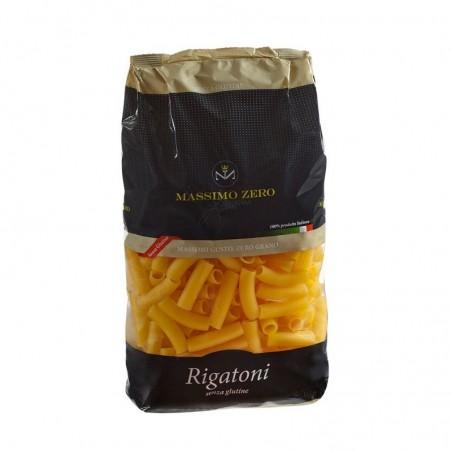 MASSIMO ZERO - Rigatoni Pasta Senza Glutine 1 Kg