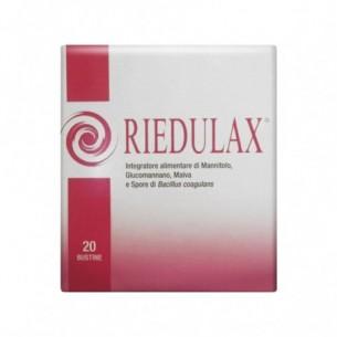 Riedulax Integratore Alimentare Per Il Transito Intestinale, Stipsi  Polvere Deglutibile 20 Buste Da 10 G