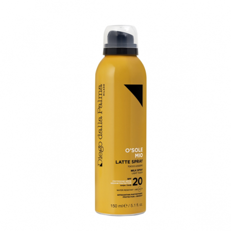 DIEGO DALLA PALMA - O Sole Mio - Latte Spray per il corpo spf20 - 150 ml