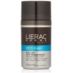 homme deodorante roll on 24h anti-traspirante 50 ml