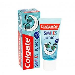 dentifricio smile junior per bambini protezione carie 50 ml