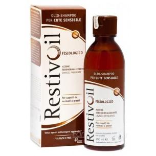 olio shampoo fisiologico per capelli normali  250 ml