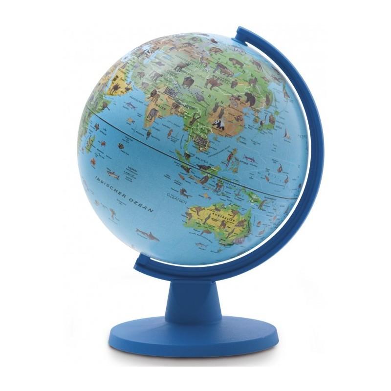 NOVA RICO - globo mini safari diametro 16 cm