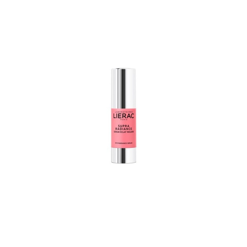 LIERAC - Supra Radiance - Siero occhi illuminante 15 ml