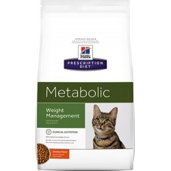 prescription diet feline metabolic mangime secco kg.1,5