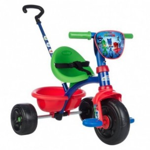 triciclo be move pj masks 15m+