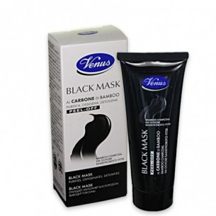 Black Mask Peel off - maschera al Carbone di Bamboo 40ml