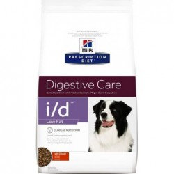 prescription diet  i/d low fat canine mangime secco kg.1,5