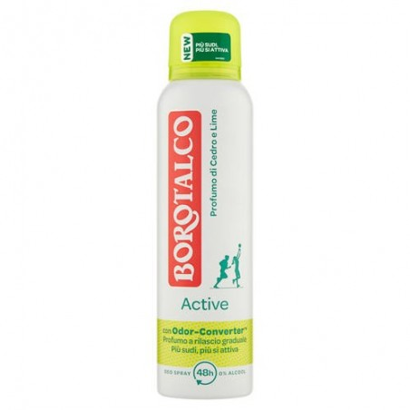 BOROTALCO - Deodorante active - spray 150 ml