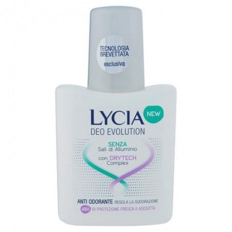LYCIA - Deodorante Evolution Anti Odorante Vapo 75 ml